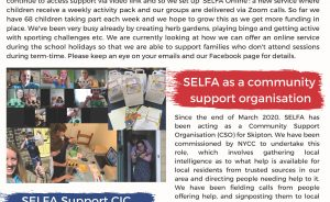 SELFA Newsletter