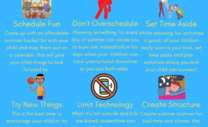 6 Tips For Summer Parenting